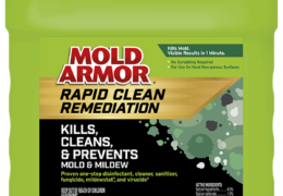 MOLD ARMOR Rapid Clean Remediation by W.M. Barr & Company