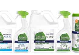 Botanical Disinfectants (Kitchen, Bathroom & Wipes) by Seventh Generation Professional, a Unilever Brand